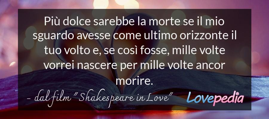 """dal film """"Shakespeare in Love"""""""