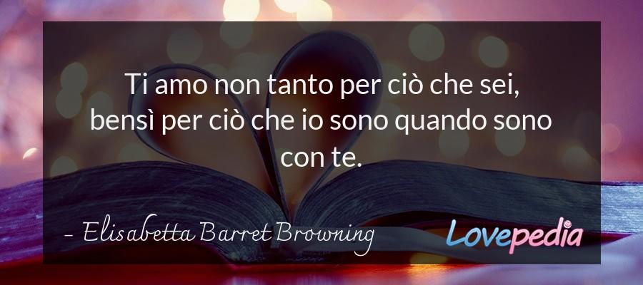 Elisabetta Barret Browning