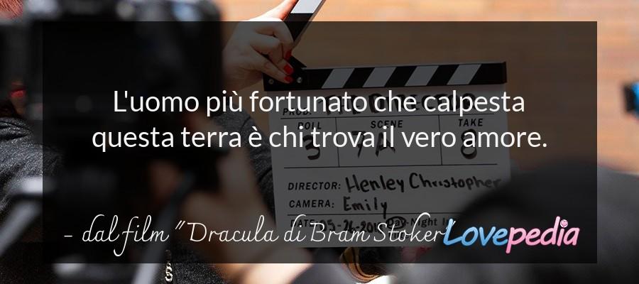 """dal film """"Dracula di Bram Stoker"""""""